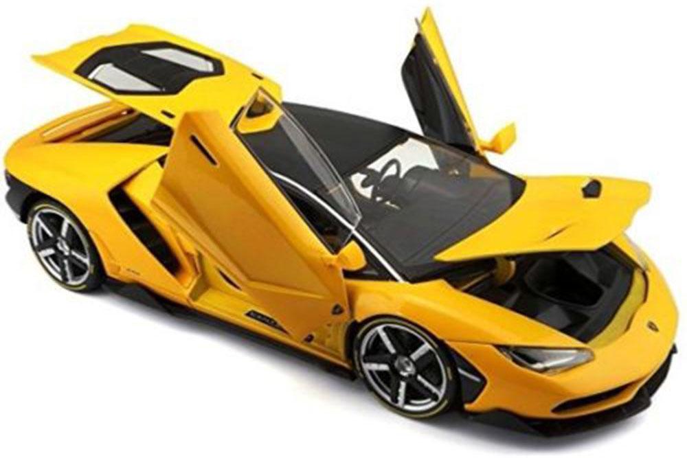 1:18 maisto Lamborghini centenario darkgrey//Yellow